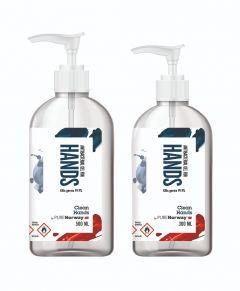 Antibac gel Hånd 500 ml, PURENorway