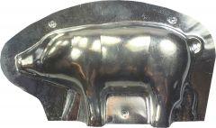 Mold for Marsipangris i metall, 11 cm