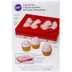 Gaveeske Spread Love med lokk for 12 muffins