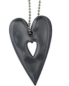 REFLEKS Heart Black