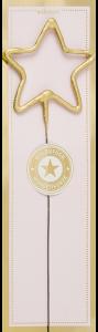 Stjerneskudd Stjerne Gull