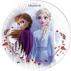 Papptallerken Frozen 2 Destiny Awaits Compostable