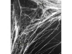 Halloween Spindelvev Hvitt, 60 g
