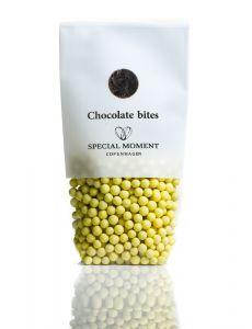 Sjokoladekuler mini - Lysegule 130g