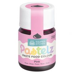 Icingfarge Pastel Rosa 20g, Squires