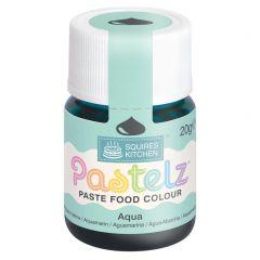 Icingfarge Pastel Aqua 20g, Squires