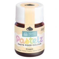 Icingfarge Pastel Cream 20g, Squires