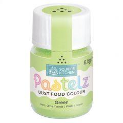 Farge Dust Grønn Pastel 6,5g, Squires