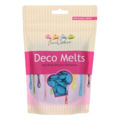 Candy Deco melts Blå, 250 g