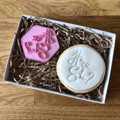 He or She? Cookie Stamp