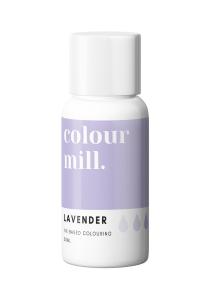 Oil Based Colouring 20ml Lavender