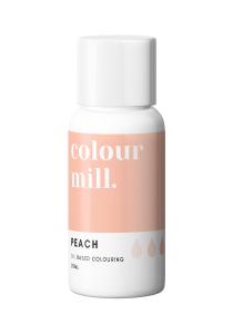 Oil Based Colouring 20ml Peach