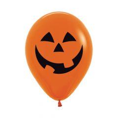 Ballonger Pumpkin Orange 30cm, 12 PK