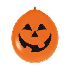 Ballonger Orange Gresskar 60cm, 3 PK